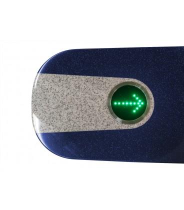 PERCo-TTD-03.1G Турникет тумбовый