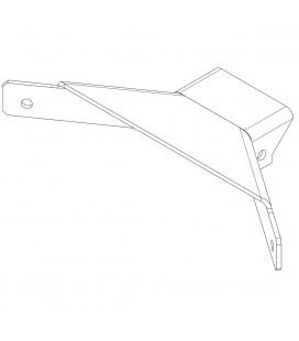 PERCo-MB-16.1 Накладка трехсторонняя (секция - турникет)