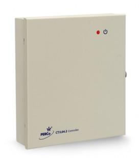 PERCo CT/L04.2 Контроллер замка/турникета под 2 выносных считывателя