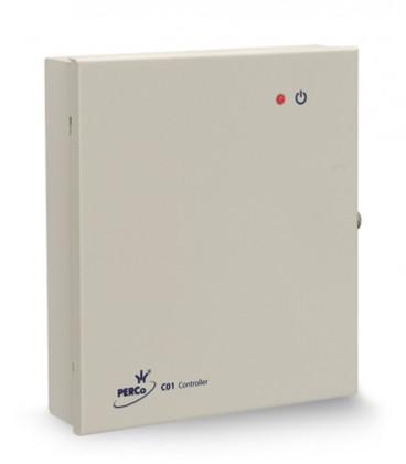 PERCo-C01 контроллер доступа для online систем