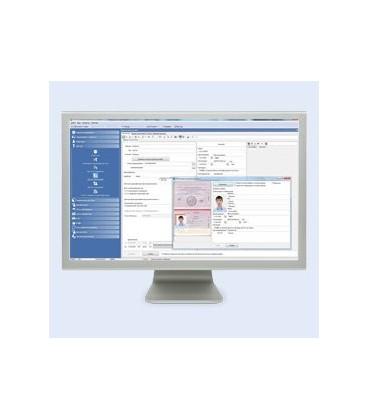Модуль распознавания и извлечения данных из документов