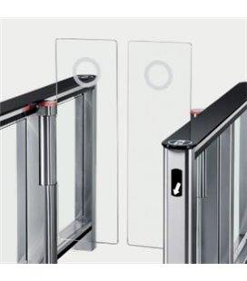 "PERCo-SG2 Комплект наклеек безопасности (2 шт.) ""матовое кольцо"""