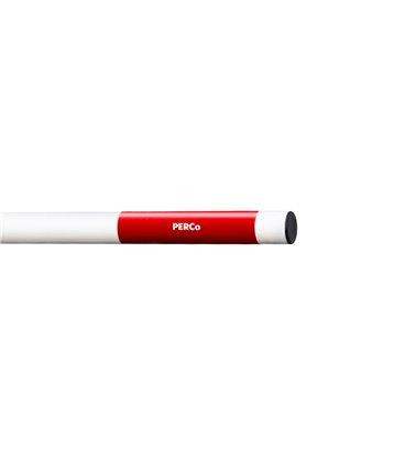 PERCo-GBR4.3 Стрела шлагбаума круглая, длина 4,3 м