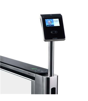 PERCo-FP01F Передняя панель для установки терминала распознавания лиц