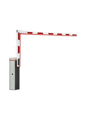 Шлагбаум PERCo GS04 со складной стрелой 4,3 метра