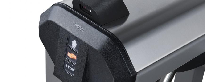 Расширение ассортимента электронных проходных PERCo
